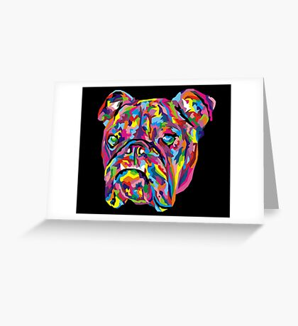 Beautifully Ugly Ned Greeting Card