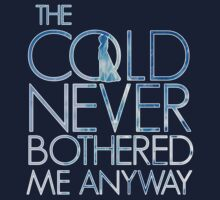 the cold never bothered me anyway by Page 394
