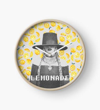 BEYONCÉ - Lemonade Clock
