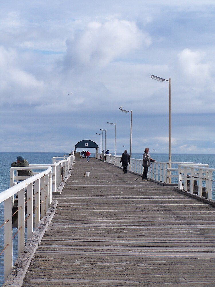 Henley Jetty by Princessbren2006