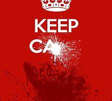 Keep Calm - Splat! by Styl0
