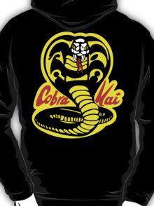 Cobra Kai Karate Kid Hoodie T-Shirt T-Shirt