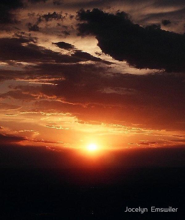 Sunset by Jocelyn  Emswiler