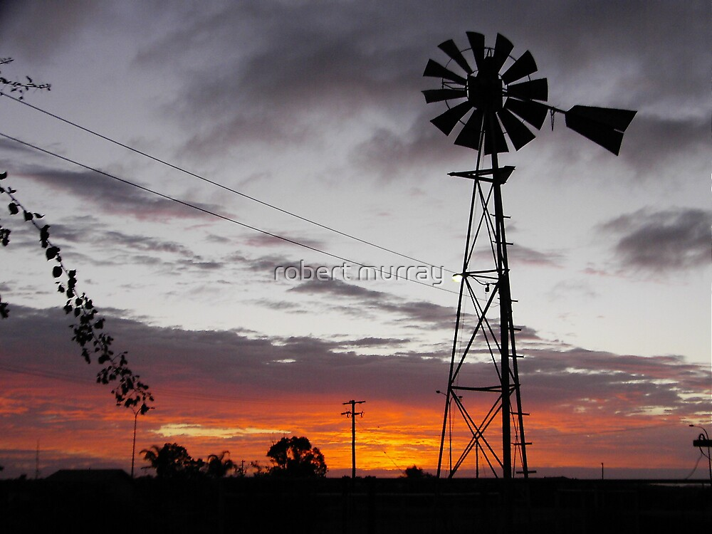 sunrise mill by robert murray