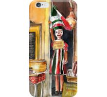 Welcome To Italy 07 iPhone Case/Skin