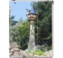 Rapunzel's Tower - Le Pays des Contes de Fées - Disneyland Paris iPad Case/Skin