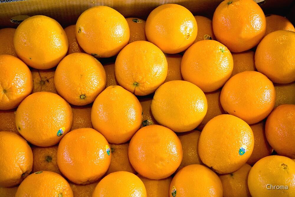 Oranges by Chroma