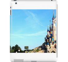 Disneyland Paris Sleeping Beauty's Castle - Le Château de la Belle au Bois Dormant iPad Case/Skin
