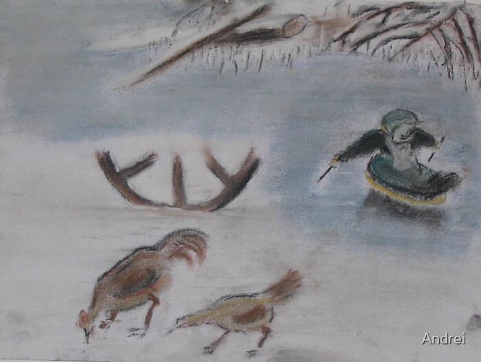 Bruegel Themes by Andrei
