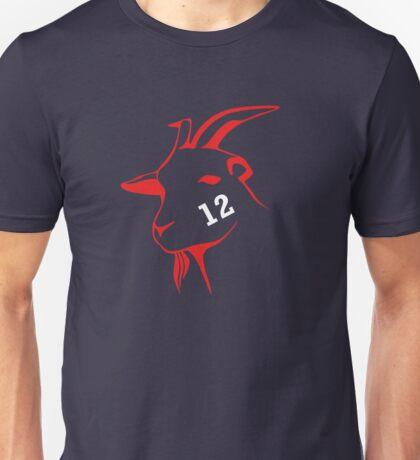 Tom Brady Goat Unisex T-Shirt