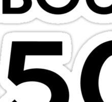150 JETSKIS Dr. Steve Brule Design by SmashBam Sticker