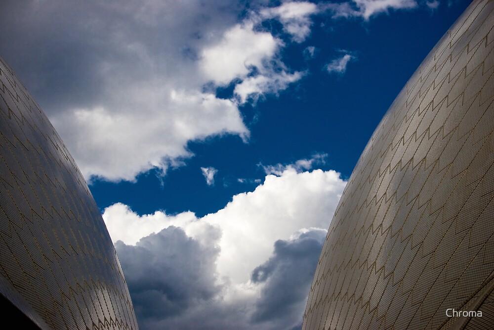 Sydney Opera House by Chroma