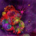 Mandalaspace by Bruce  Watson