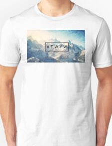 ATWYW - Heavy Chance of Snow Unisex T-Shirt