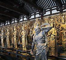 Golden Army by Vittorio Zumpano