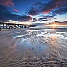 Semaphore Sunset by KathyT