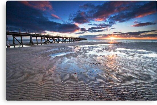 Semaphore Sunset by KathyT