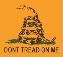 Dont Tread On Me by ThisIsFootball