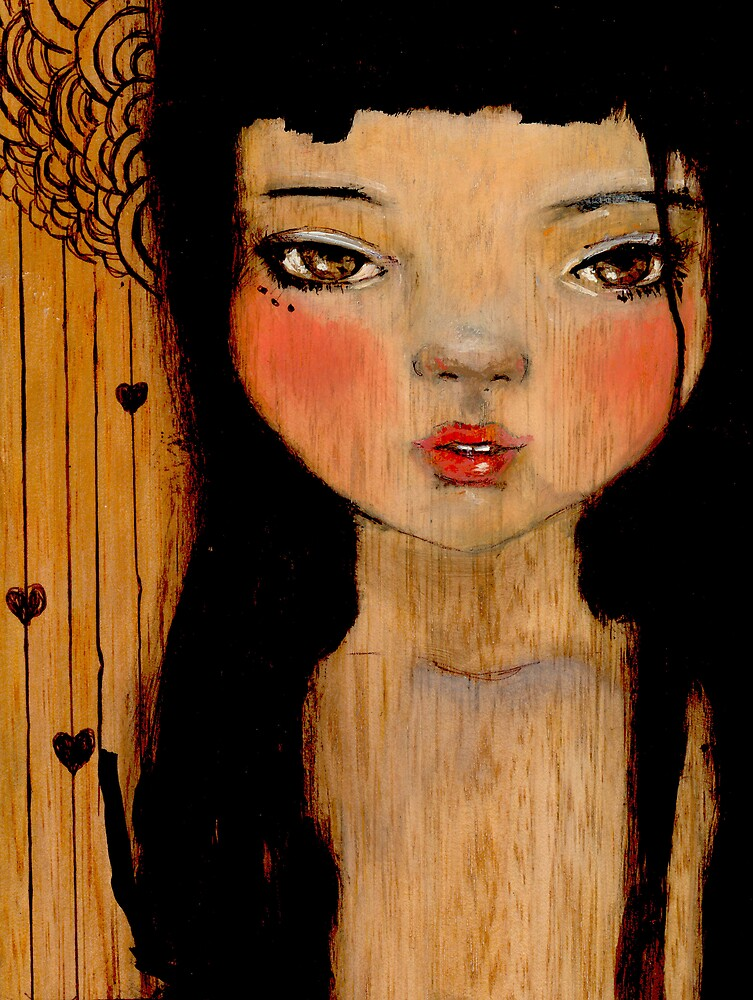 Heart Queen by Melissa Jayne Curtis
