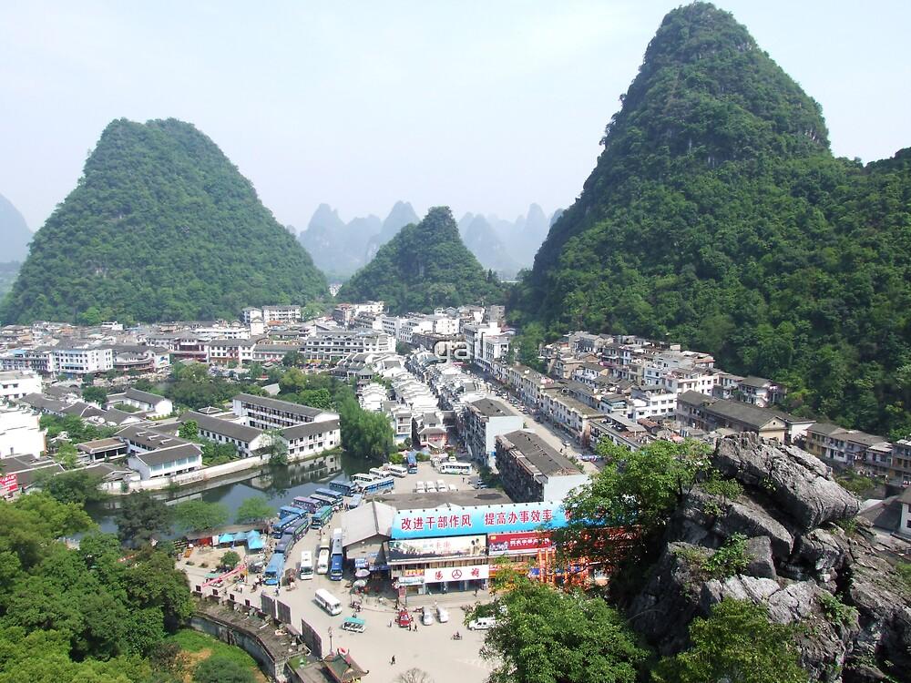 china by gail