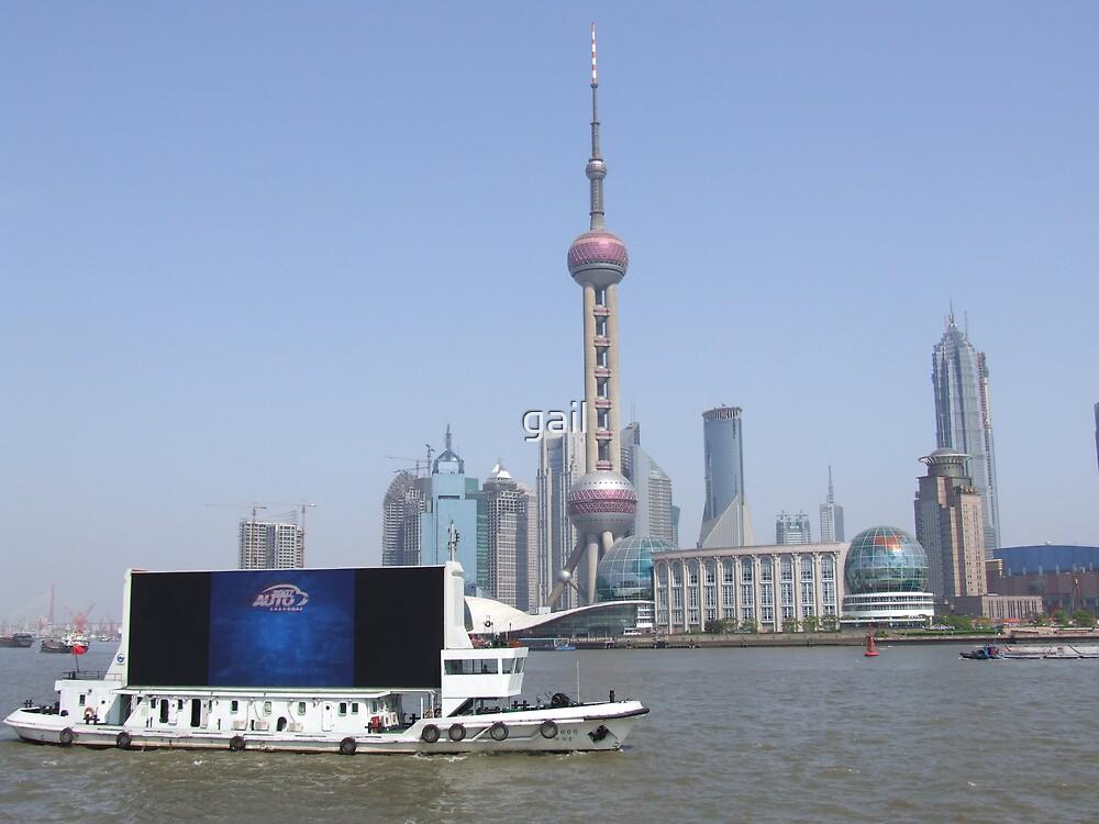 shanghai by gail