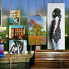 kibble art show by tomdonald