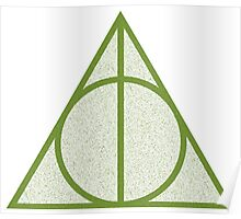 The Deathly Hallows  Poster