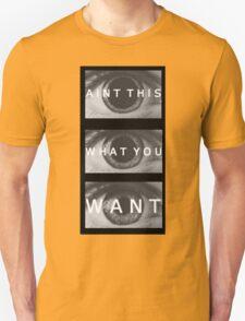 ATWYW - Head/Eye Liner Unisex T-Shirt