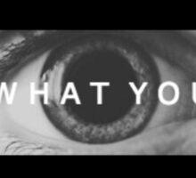ATWYW - Head/Eye Liner Sticker