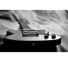 Gibson SG Photographic Print