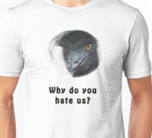 Black Power Emu Unisex T-Shirt