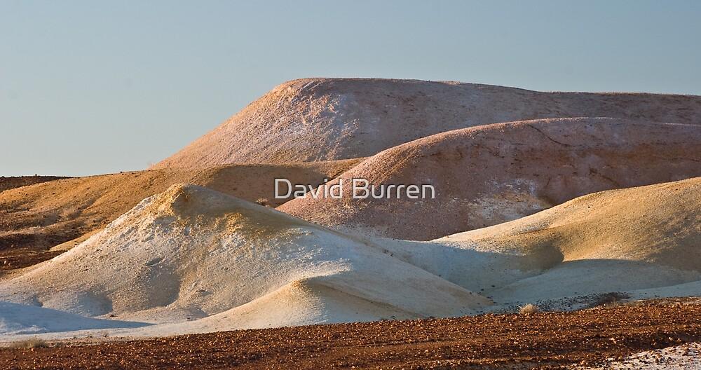 Breakaway morning by David Burren