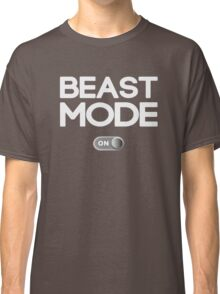 Beast Mode On Workout Classic T-Shirt