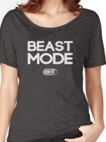 Beast Mode On Workout Women's Relaxed Fit T-Shirt