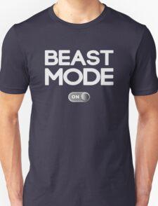 Beast Mode On Workout Unisex T-Shirt