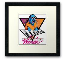 Ever Wonder? Framed Print