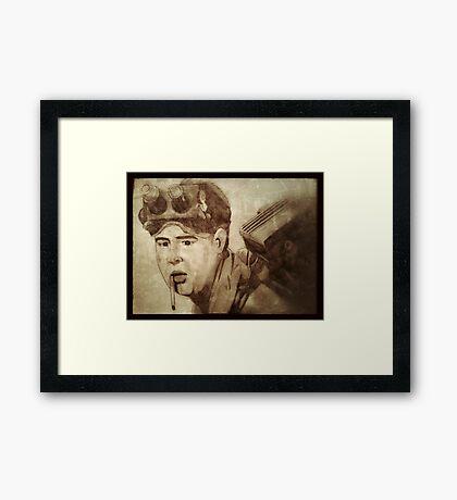 Ray Stantz Framed Print