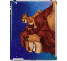 Lion King: Whenever You Feel Alone... iPad Case/Skin