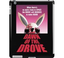 Dawn Of The Drove iPad Case/Skin