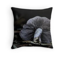 What Grows in the Dark? Throw Pillow