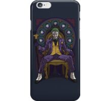 Clown Prince Nouveau iPhone Case/Skin