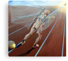 """Icarus II, """"A Cruel God"""" Canvas Print"""