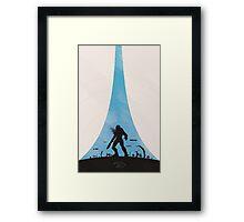 Tsavo Highway Framed Print