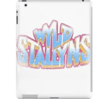 Bill and Ted Wild Stallions T-shirt iPad Case/Skin