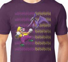 Wario versus a Cractyl Unisex T-Shirt