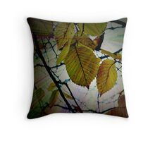 RADIANT AUTUMN I Throw Pillow