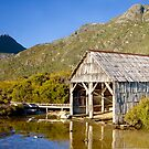 Cradle Mountain and Dove Lake, Tasmania by Mark Higgins