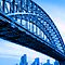 Sydney Harbour Bridge by Mark Higgins