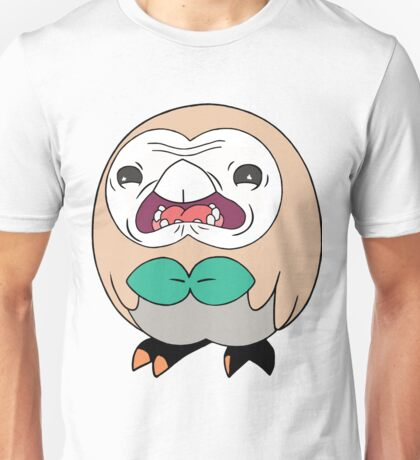 Rowlet is So Cute Unisex T-Shirt