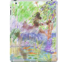 Arthur McElhone Reserve iPad Case/Skin